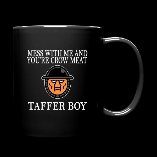 Taffer Boy (White) - Full Colour Mug