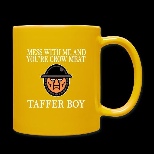 Taffer Boy (White) - Full Colour Mug