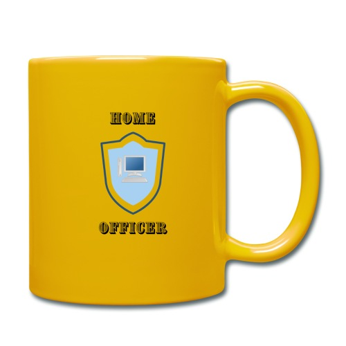 HOME-OFFICER 1 - Tasse einfarbig