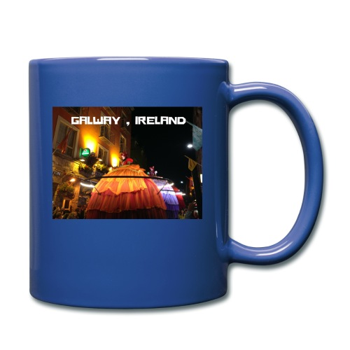 GALWAY IRELAND MACNAS - Full Colour Mug
