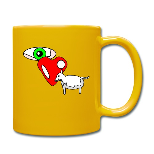 Eye luv Ewe - Full Colour Mug