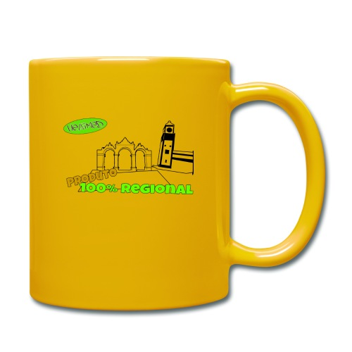 City Gates - Full Colour Mug