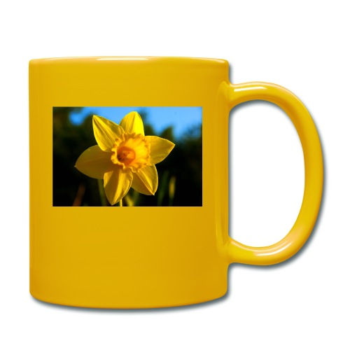 daffodil - Full Colour Mug