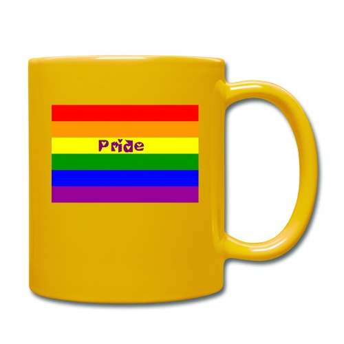 pride accessories - Full Colour Mug