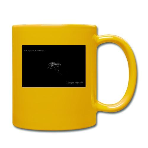 Lost Ma Heart - Full Colour Mug