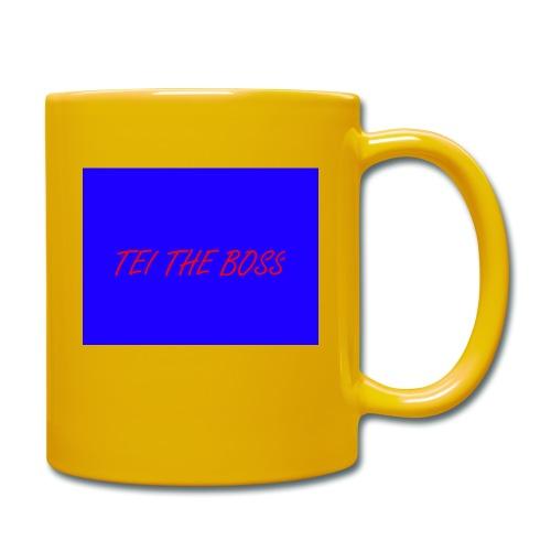 BLUE BOSSES - Full Colour Mug