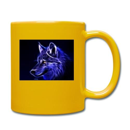jeff wolf - Ensfarget kopp