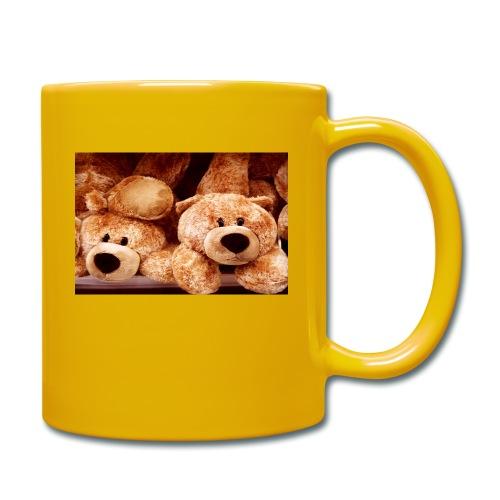 Glücksbären - Tasse einfarbig