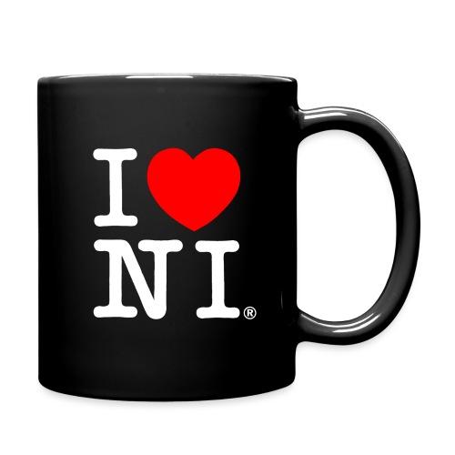 I love NI - Full Colour Mug