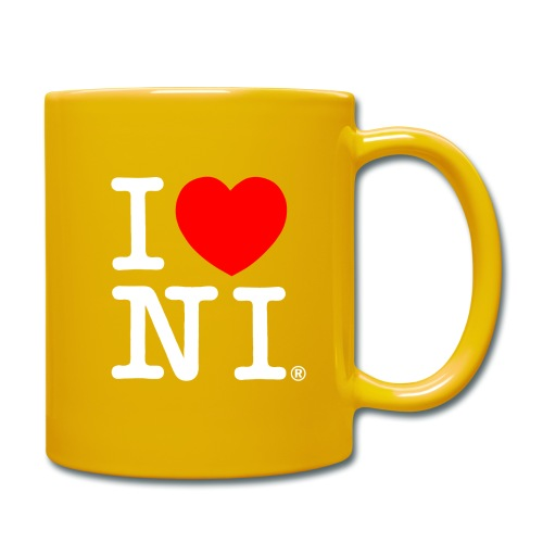 I love NI - Full Colour Mug