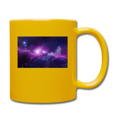 tshirt galaxy - Mug uni