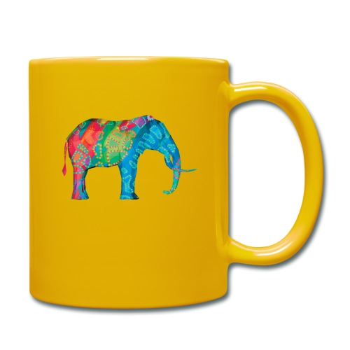 Elefant - Full Colour Mug