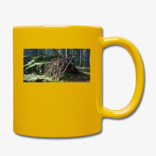 Wooden Hut - Full Colour Mug