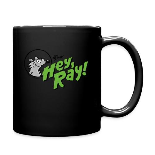Hey Ray Logo green - Tasse einfarbig