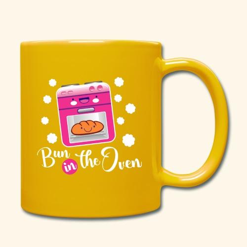 Bun in the oven - Taza de un color