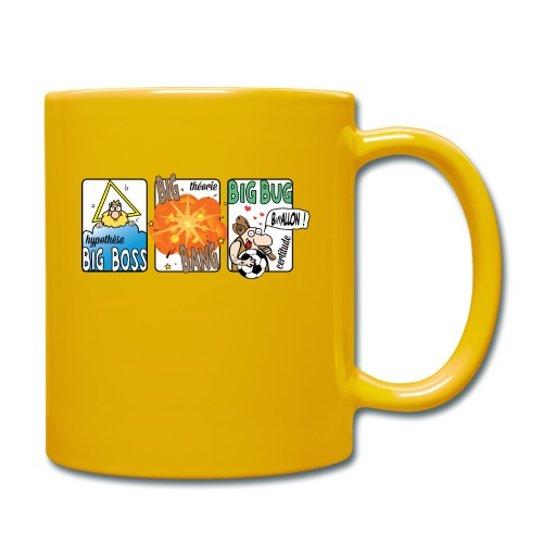 big boss big bang big bug - Mug uni