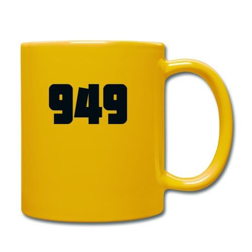 949black - Tasse einfarbig