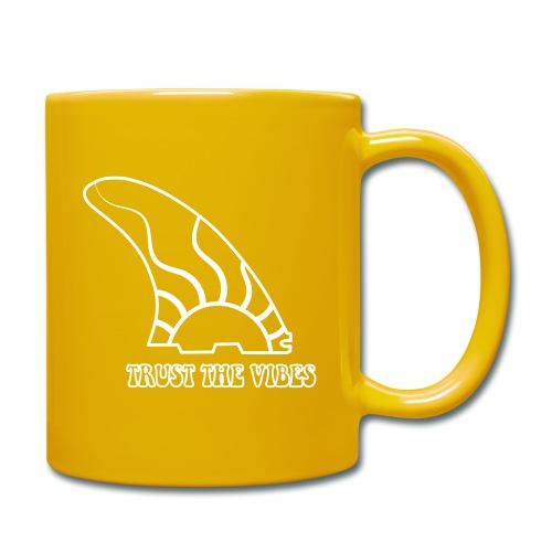 Single Fin - Full Colour Mug