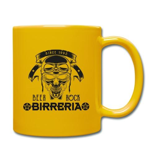 Classic Birreria Rock Skull - Tasse einfarbig