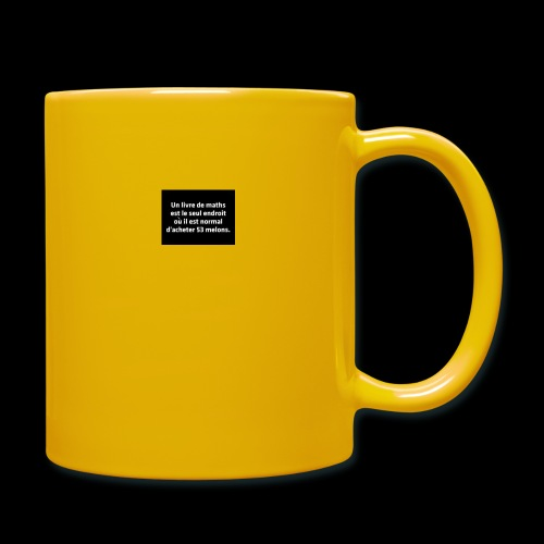 drôle - Mug uni