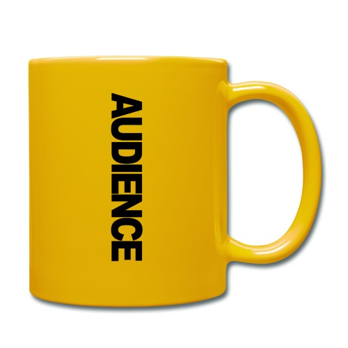 audienceiphonevertical - Full Colour Mug