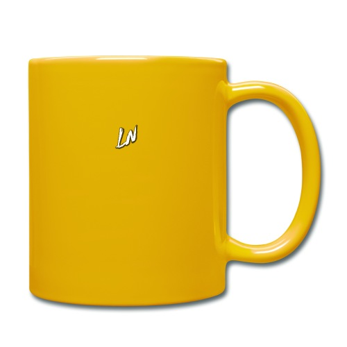 Linda Newby Logo - Full Colour Mug