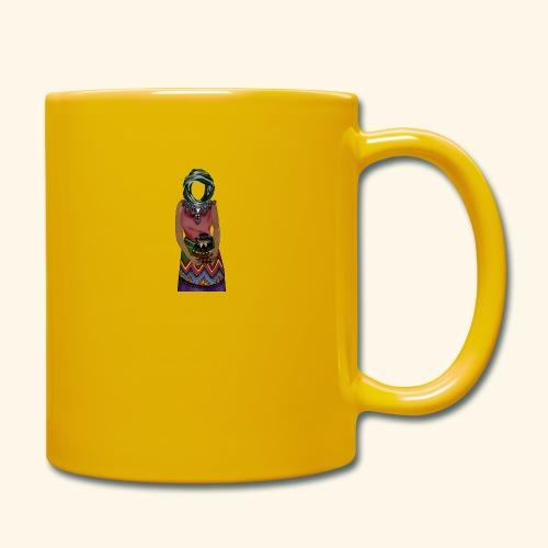 Femme avec jare - Mug uni