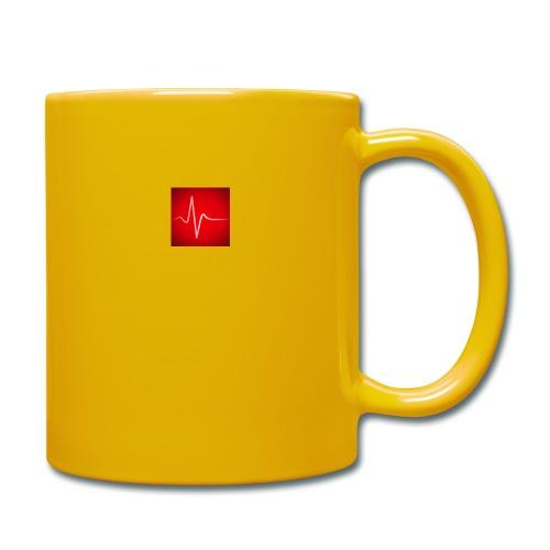 mednachhilfe - Tasse einfarbig