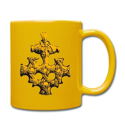 Goldschatz - Tasse einfarbig