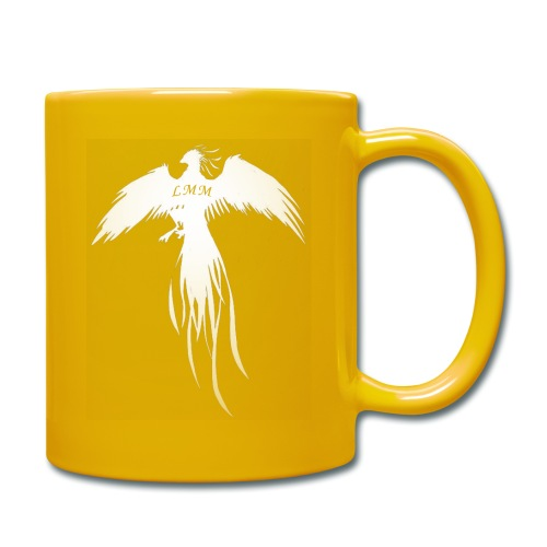 Phoenix white png - Mug uni
