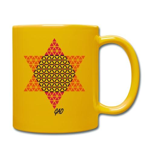 Halma-Trager - Tasse einfarbig