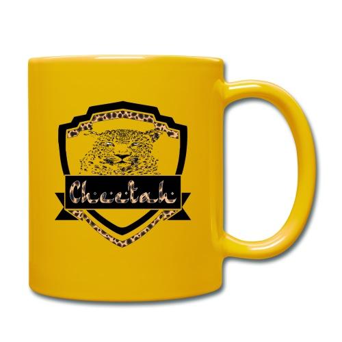 Cheetah Shield - Full Colour Mug