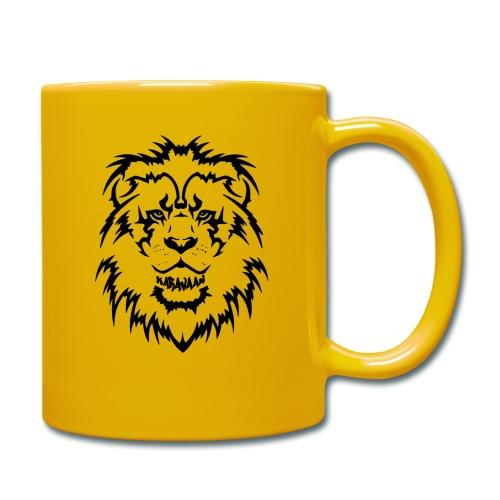 Karavaan Lion Black - Mok uni