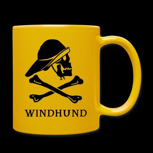 ~ Windhund ~ - Tasse einfarbig