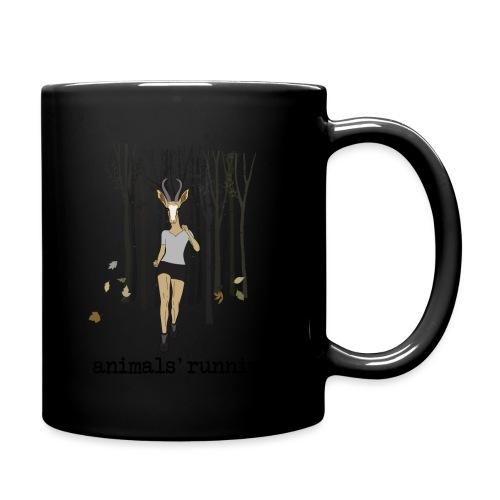Antilope running - Mug uni