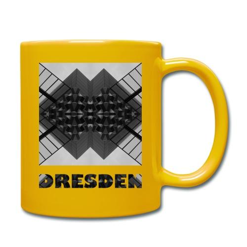 Dresden #1 - Tasse einfarbig