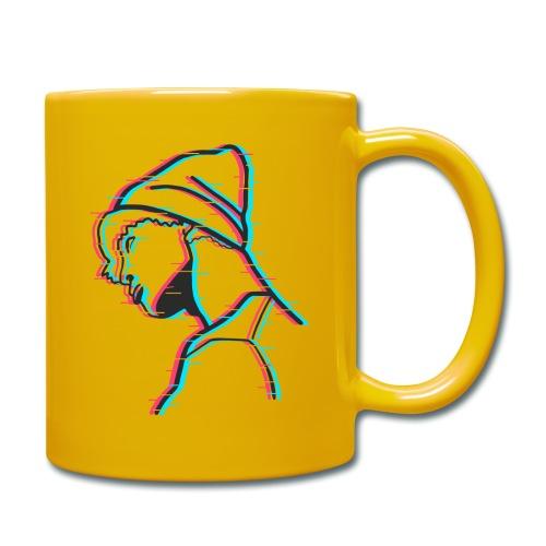 JM's jawline glitch - Full Colour Mug