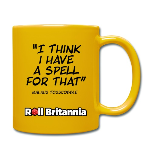 I think I have a spell for that - Malrus - Full Colour Mug