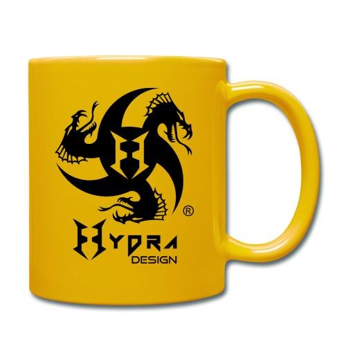 Hydra DESIGN - logo blk - Tazza monocolore