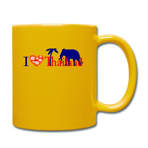 I love Thailand - Full Colour Mug