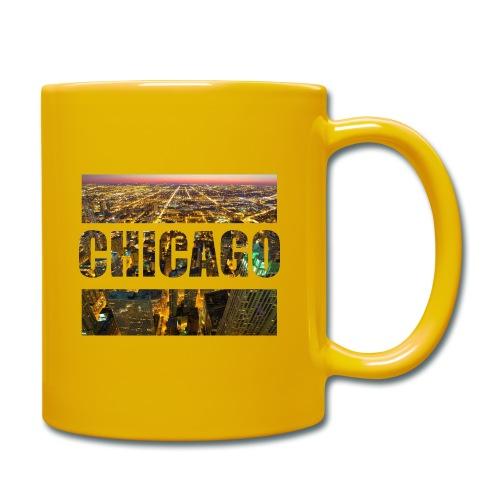 Chicago - Tasse einfarbig