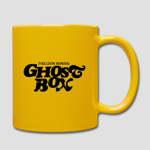 Ghostbox - Tasse einfarbig