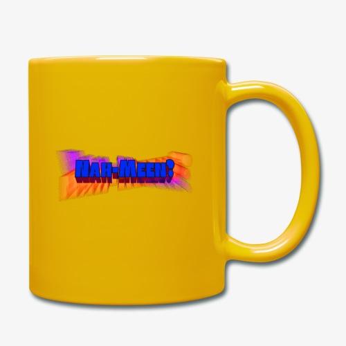 Nah meen blue - Full Colour Mug