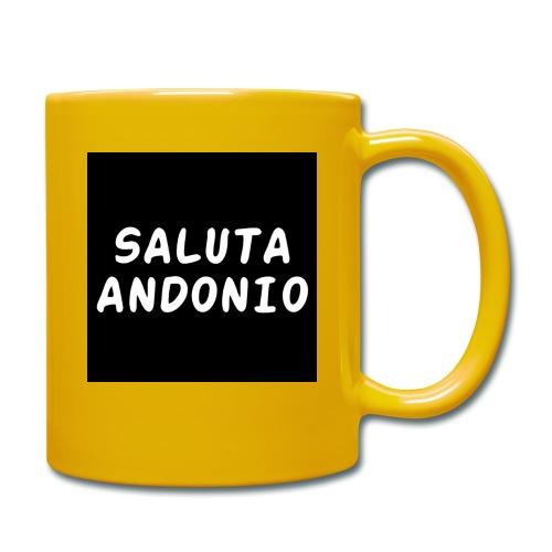 SALUTA ANDONIO - Tazza monocolore