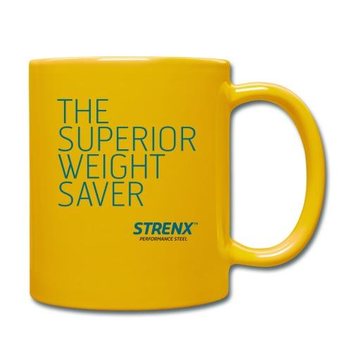 The Superior Weight Save - Enfärgad mugg