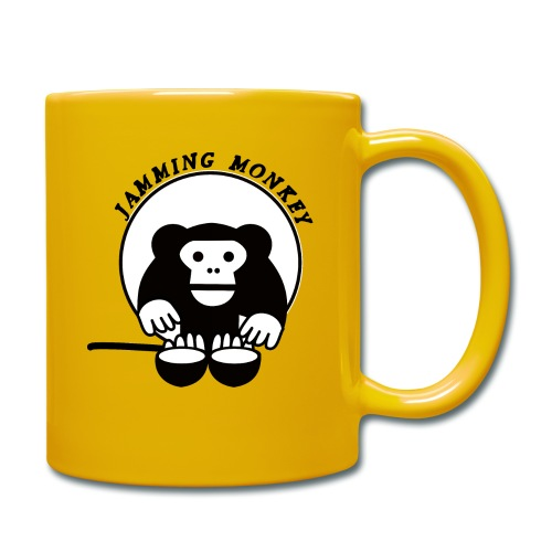 Jamming Monkey - Mug uni