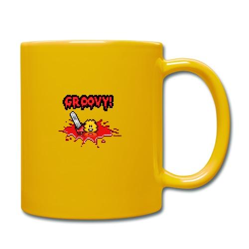 Groovy! - Tasse einfarbig