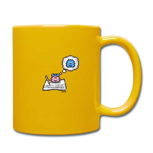 Loveletter - Girl - Tasse einfarbig