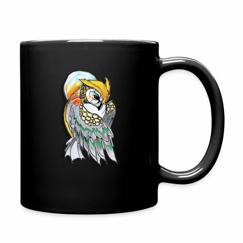 Cosmic owl - Taza de un color