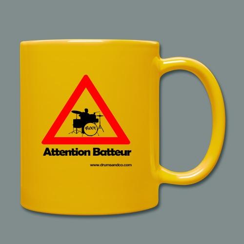 Attention batteur - Mug uni